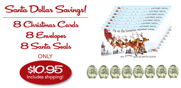 Santa Dollar Savings